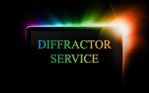 VXD INTERNATIONAL DIFFRACTOR SERVICE